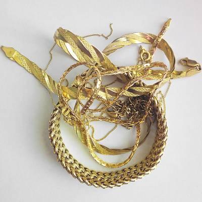 Ankauf Goldschmuck 750er