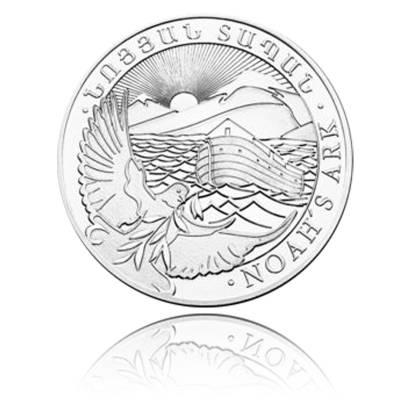 Arche Noah 1/4 Unze 999/1000 Silber