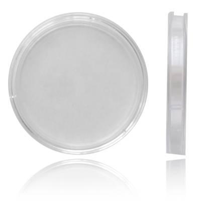 Münzkapsel für 1 Kg Silber Lunar II Münzen Innend. 101,30 mm