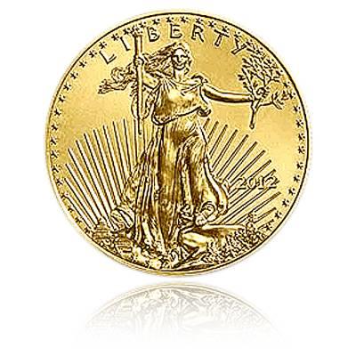 American Eagle 1/10 oz Goldmünze (versch. Jahre)