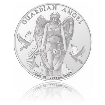 1 oz Silber Guardian Angel (Schutzengel) 2017