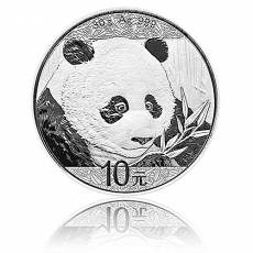 China Panda 30 gramm Silber (2018)