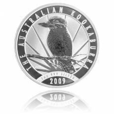 Austral. Kookaburra 2009 1 Unze 999/1000 Silber