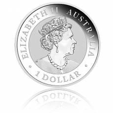 1 Unze Silbermünze Austral. Kookaburra 2019
