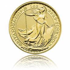 Britannia 1 Unze Goldmünze  2019