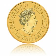 Australien Känguru 1 Unze Gold (2019)