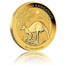 Australien Känguru 1/4 Unze Goldmünze (2019)