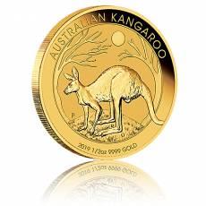 Australien Känguru 1/2 Unze Goldmünze (2019)