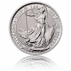 Britannia 1 Unze Silber (2019)