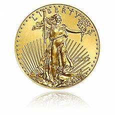 1 Unze Goldmünze American Gold Eagle (2019)