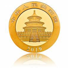 China Panda 8 gramm Gold (2019)