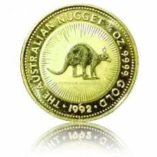 Goldmünze 1/4 oz Australien Känguru (versch. Jahre)