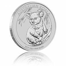 Austral. Koala 1kg 999/1000 Silber 2019