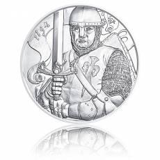 Silbermünze 1 Unze 825 Jahre Münze Wien Leopold V. 2019