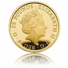 Goldmünze 1/4 oz Britannia PP 2019