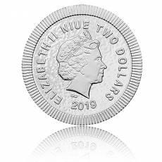 1 Unze Silbermünze Eule von Athen (2019)