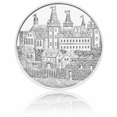 Silbermünze 1 Unze 825 Jahre Münze Wien Wiener Neustadt 2019