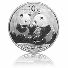 China Panda 1 Unze Silber (2009)