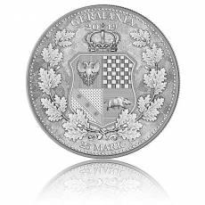 5 Unzen Silbermünze Allegories 25 Mark (2019) 1. Ausgabe