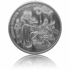 Geschichte des Christentums Hiobs neuer Wohlstand 999/1000 Feinsilber (2000)