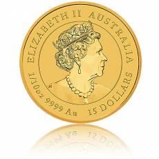 1/10 Unze Goldmünze Australien Lunar III Maus (2020)