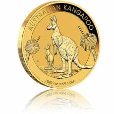 Australien Känguru 1 Unze Gold (2020)
