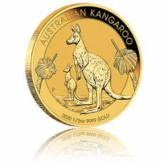 Australien Känguru 1/2 Unze Goldmünze (2020)
