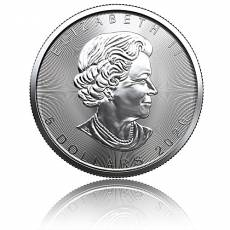 1 Unze Silbermünze Maple Leaf 2020