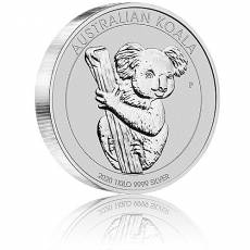 Silbermünze Austral. Koala 1 kg 999/1000 Silber 2020