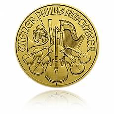Wiener Philharmoniker 1 Unze Gold (2019)