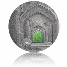 Silbermünze 2 oz Tiffany Art Safavid Palau 2020