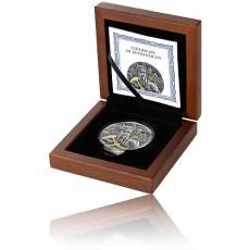 2 Unzen Silbermünze Krieger Ariowit 10 Mark (2020) 2. Ausgabe
