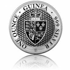 Silbermünze 1 oz St. Helena - Spade Guinea 2019