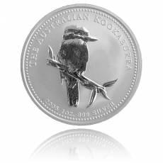 Austral. Kookaburra 1 Unze Silber (2005)