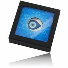 Silbermünze 1 oz Evil Eye Polierte Platte 2020