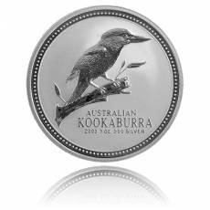 Austral. Kookaburra 1 Unze Silber (2003)
