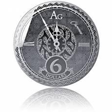 Silbermünze 1 oz Chronos Tokelau 2020