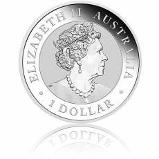 1 Unze Silbermünze Australien Emu 2020