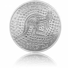 Austral. Känguru 1 Unze 999/1000 Silber (2001)
