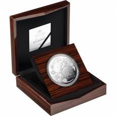 Silbermünze 1 Kg Australien RAM Lunar Maus PP 1. Auflage 2020