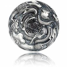 Silbermünze 3 oz Scylla and Charybdis - Evil within 2020