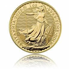 Britannia 1 Unze Goldmünze  2021