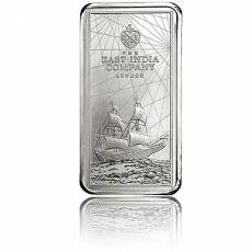 Münzbarren 250 gramm Silber St. Helena The East India Company 2021