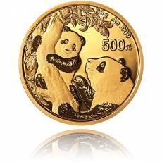 China Panda 30 gramm Gold (2021)