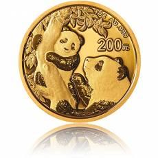 China Panda 15 gramm Gold (2021)