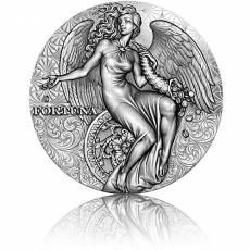 Silbermünze 2 oz Fortuna Celestial Beauty 2021