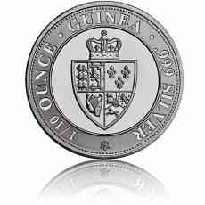 Silbermünze 1/10 Unze  St. Helena 2020