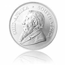 Silbermünze 1 Unze Krügerrand 2021