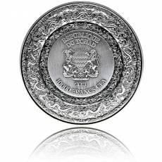 Silbermünze 2 oz Verbotener Drache 2021