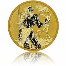 1 oz Gold Gods of Olympus Zeus 1. Ausgabe 2021